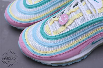 Smile Face New Version Nike Air Max 97 Pink toe