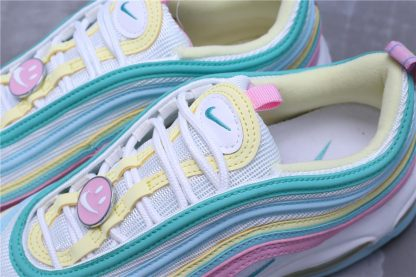 close look Smile Face New Version Nike Air Max 97 Pink