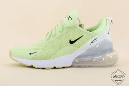 Air Max 270 Flyknit Barely Volt casual shoe