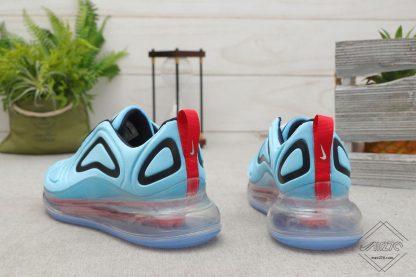 Mens Nike Air Max 720 University Blue heel tab