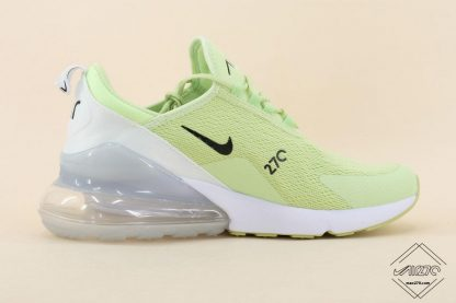 Nike Air Max 270 Flyknit Barely Volt casual shoe