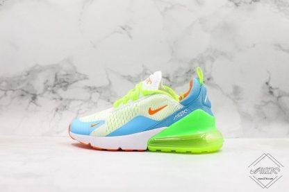 Nike Air Max 270 Neon Casual Sneakers