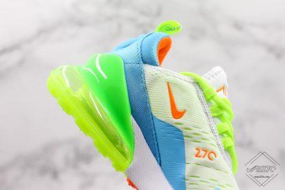 Nike Air Max 270 Neon Casual Sneakers green