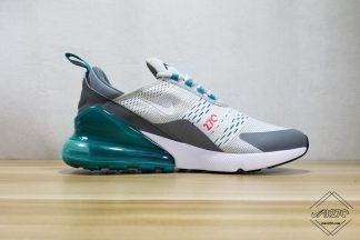 Nike Air Max 270 Wolf Grey Dark Grey Jade
