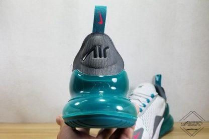 Nike Air Max 270 Wolf Grey Dark Grey Jade back