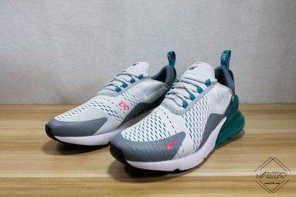 shop Nike Air Max 270 Wolf Grey Dark Grey Jade