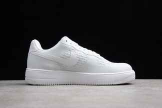 Air Force 1 Flyknit Low 2.0 White Pure Platinum