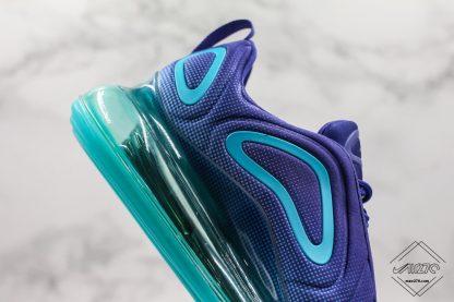 Blue Void Air Max 720 Nightshade Spirit Teal sneaker
