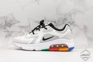 Nike Air Max 200 Vast Grey White