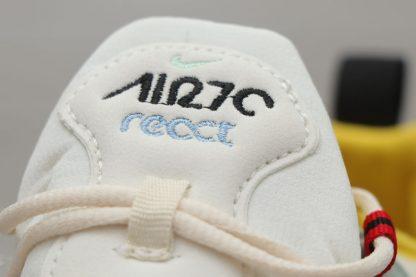 Nike Air Max 270 React Bauhaus brand logo
