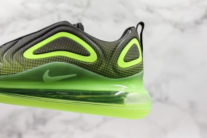 Nike Air Max 720 Neon Black Bright Green for sale