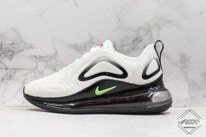 Nike Air Max 720 White Volt-Black