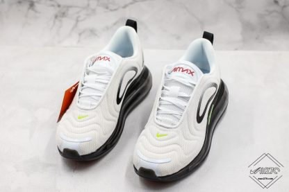 Nike Air Max 720 White Volt-Black front