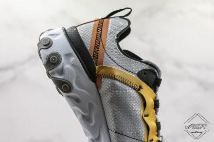 Nike React Element 55 Gold Ranger for sale