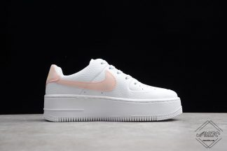 W Nike Air Force 1 Sage Low White Pale Pink