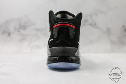 Jordan Mars 270 Black Metallic heel