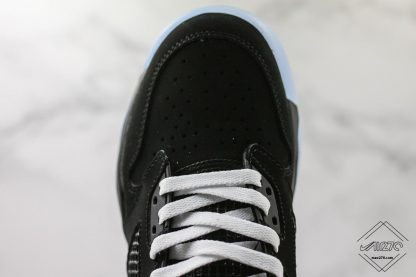 Jordan Mars 270 Black Metallic toe