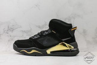 Jordan Mars 270 DMP Black Metallic Gold