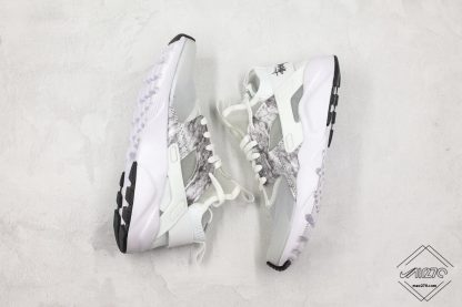 Nike Air Huarache Ultra Suede White Silver sneaker