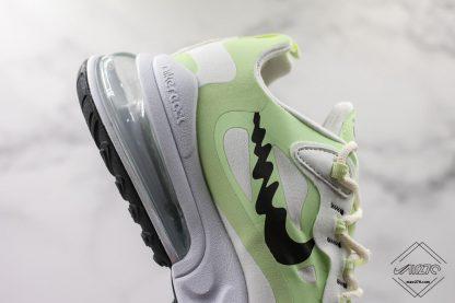 Nike Air Max 270 React In My Feels Black Eccentric Swoosh