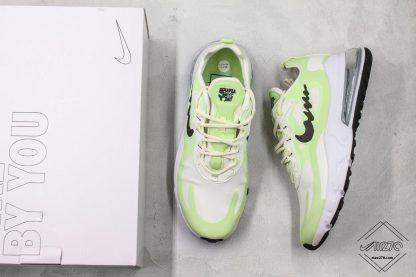 Nike Air Max 270 React In My Feels White green