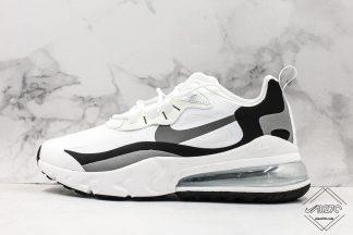 Nike Air Max 270 React White Grey Black