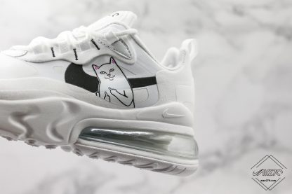 Nike Air Max 270 React white cat