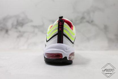 Nike Air Max 97 Volt Rush Pink air max unit heel