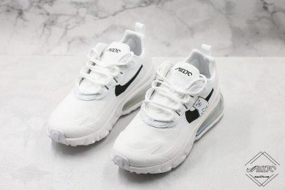 Nike React Air Max 270 White for sale