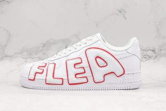 CPFM x Nike Air Force 1 Low White Red