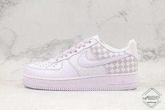 Nike Air Force 1 07 L.V. 8 1 Oxygen Purple
