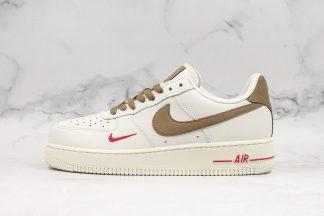 Nike Air Force 1 White Vachetta Tan