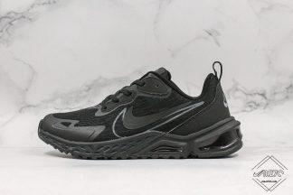 Nike Air Max 200 All Black Double Swoosh