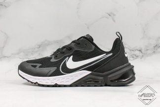 Nike Air Max 200 Black White Double Swoosh