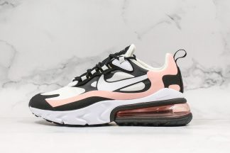Nike Air Max 270 React Bleached Coral Shy Pink