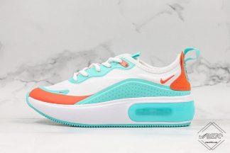 Nike Air Max Dia Aqua White Orange