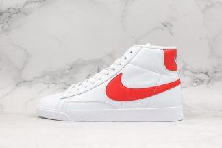 Nike Blazer Mid Vintage White Red