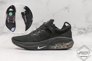 Nike Joyride Run Flyknit Black 3M reflective