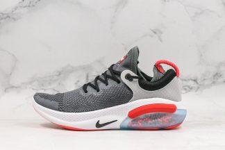 Nike Joyride Run Flyknit Grey Crimson