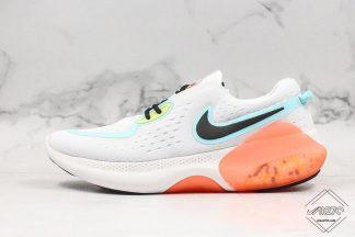 Nike Joyride Run Flyknit V2 White Bright Mango