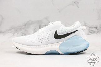 Nike Joyride Run Flyknit V2 White Ocean Blue
