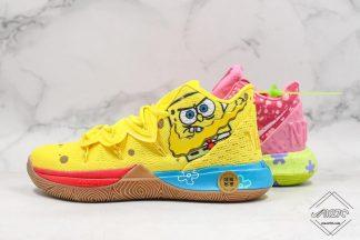 Nike Kyrie 5 Spongebob Squarepants