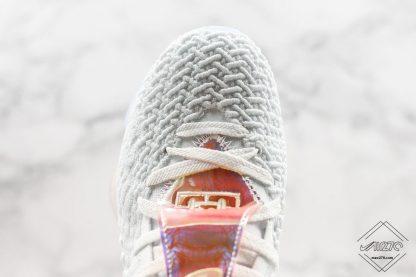 Nike LeBron XVII 17 Future Air toe