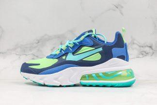 Nike React Air Max 270 React Midnight Blue-Green