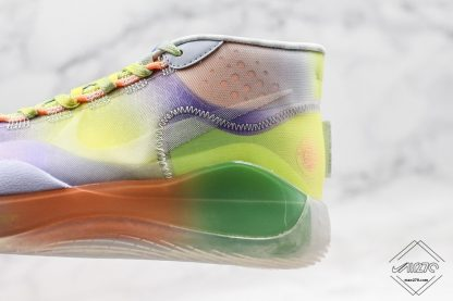 Nike Zoom KD 12 EYBL rainbow color