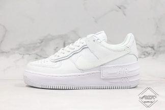Nike Air Force 1 Low Shadow All White
