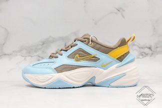 Nike M2K Tekno Half Blue