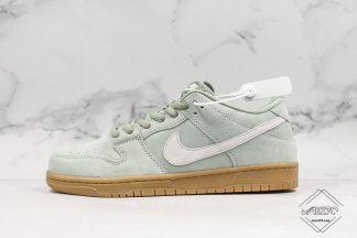 Nike SB Dunk Low Island Green Solid Gum