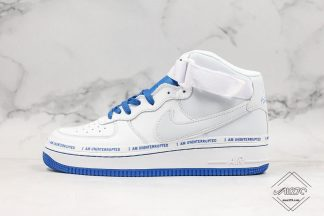 Uninterrupted Nike Air Force 1 More Than An Athlete