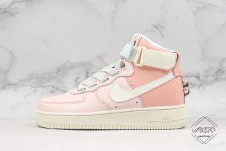 Womens Nike Air Force 1 High Utility Echo Pink Sail
